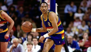 All-Time Assists Leader: Alex English mit 3.679 Assists