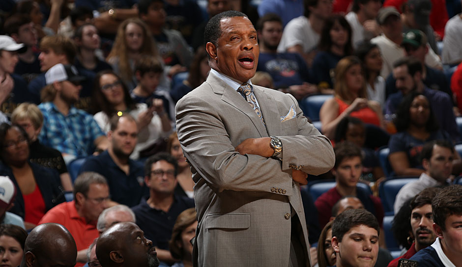 Head Coach: Alvin Gentry (seit 2015)