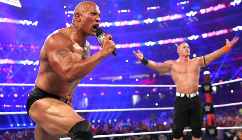 5. WrestleMania: 180 Mio. US-Dollar. +5,9 Prozent