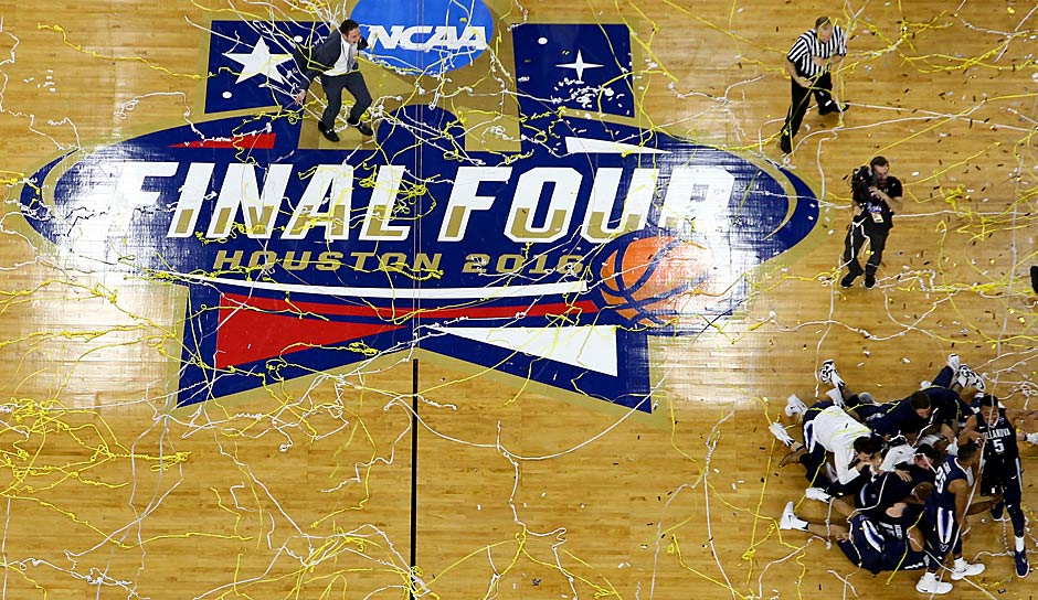 7. College Basketball Final Four: 155 Mio. US-Dollar. +3,3 Prozent