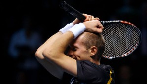 2009 in London: Nikolay Davydenko (Russland)