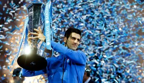 2012 bis 2015 in London: Novak Djokovic (Serbien)