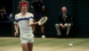 1983 und 1984 in New York: John McEnroe (USA)