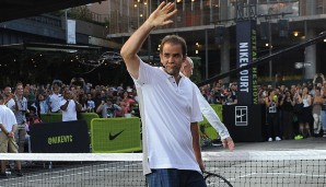 1994 in Frankfurt: Pete Sampras (USA)