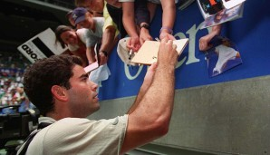 1999 in Hannover: Pete Sampras (USA)