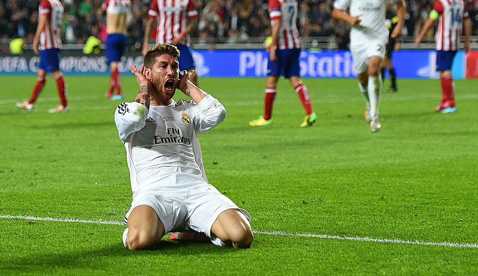 Sergio Ramos (Real Madrid, 9 Spiele, 4 Tore, 0 Assists)