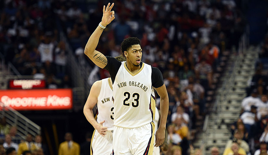 Anthony Davis (New Orleans Pelicans)
