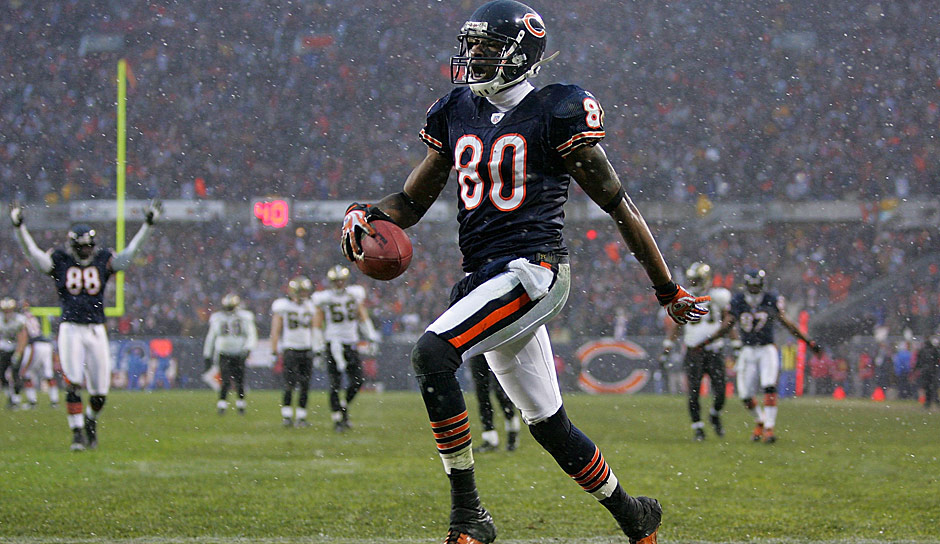 2006: Chicago Bears - New Orleans Saints 39:14