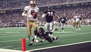 15.: Steve Young (1985-1999) - 3.326 Yards