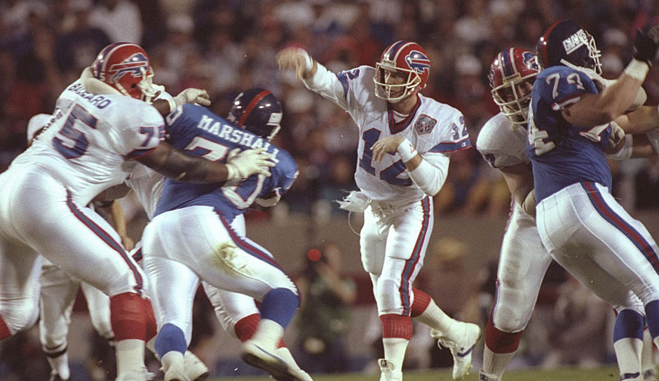 11.: Jim Kelly (1986-1996) - 3.863 Yards
