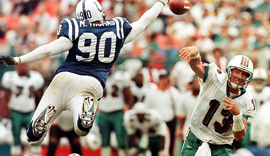 7.: Dan Marino (1983-1999) - 4.510 Yards