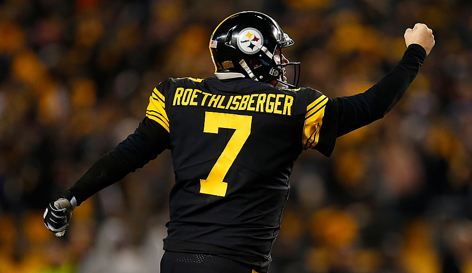 6.: Ben Roethlisberger (seit 2004) - 4.787 Yards