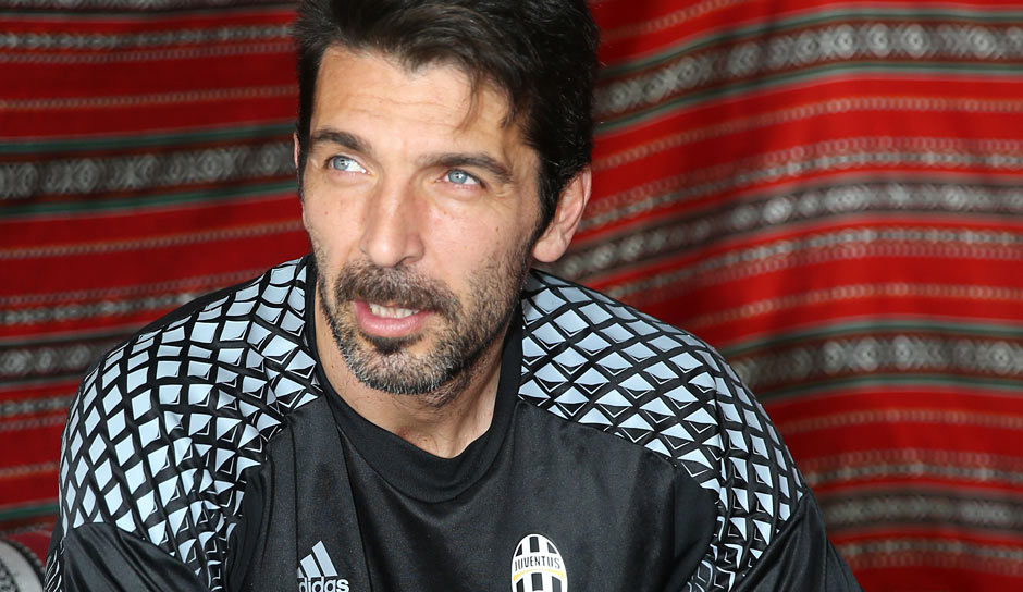 Gianluigi Buffon (2016)