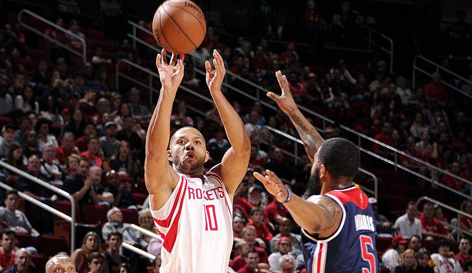 THREE POINT CONTEST: Eric Gordon (Houston Rockets, 38,6 Prozent von der Dreierlinie): Der Gunner der Rockets führte teilweise die Liga in verwandelten Dreiern an. Sicher ein würdiger Teilnehmer