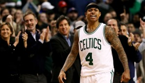 Platz 5: Boston Celtics - 2,2 Milliarden Dollar