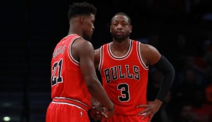 Platz 4: Chicago Bulls - 2,5 Milliarden Dollar