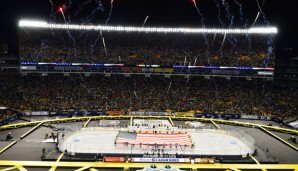 NHL, Battle of Pennsylvania, Outdoor Game, Heinz Field