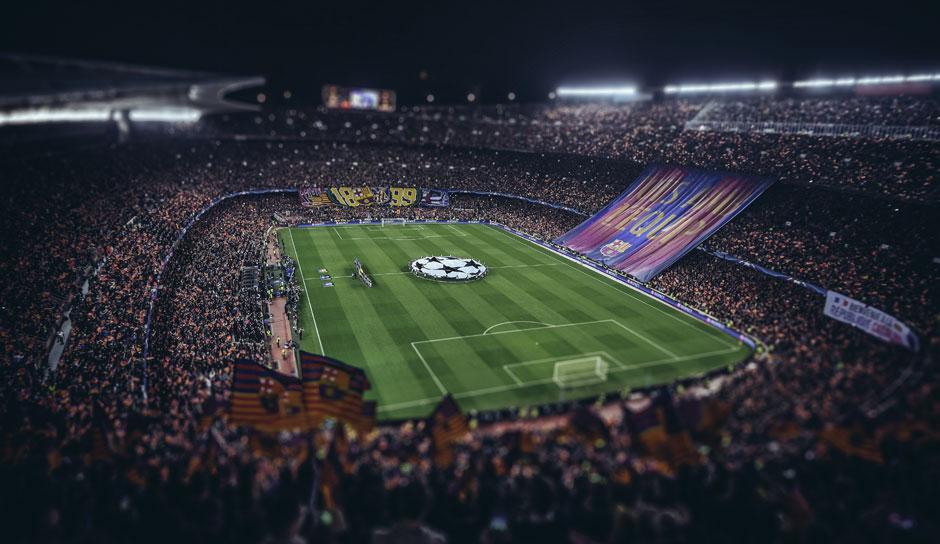 Größte Stadion Europas