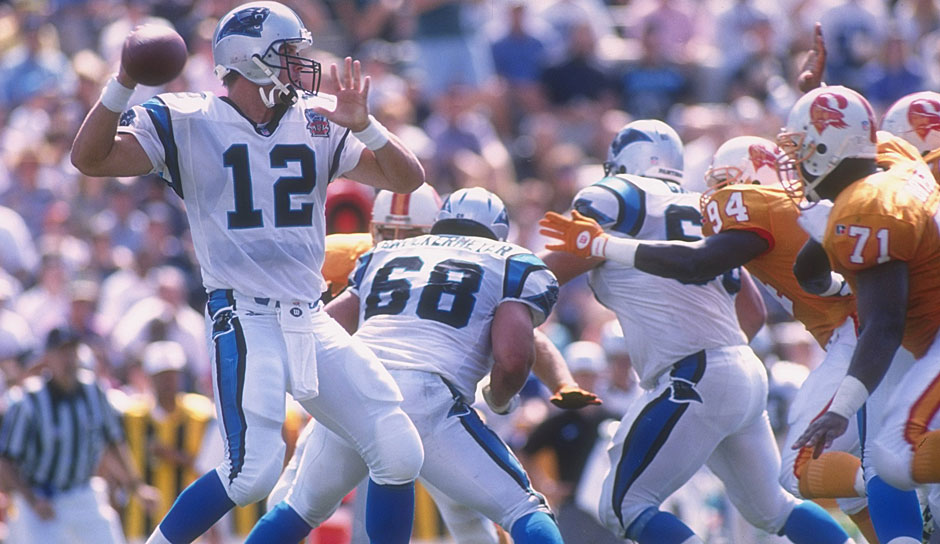 16.: Kerry Collins (1995-2011): 40.922