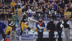 12.: Cris Carter (1987-2002): 13.899 Yards