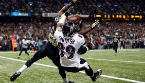 11.: Steve Smith (seit 2001): 13.932 Yards
