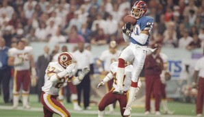 10.: James Lofton (1978-1993): 14.004 Yards