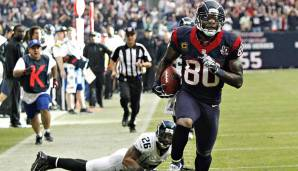 9.: Andre Johnson (seit 2003): 14.100 Yards