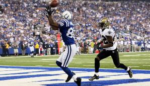 7.: Marvin Harrison (1996-2008): 14.580 Yards