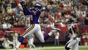 3.: Randy Moss (1998-2012): 15.292 Yards