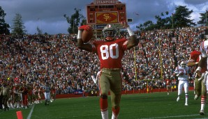 1.: Jerry Rice (1985-2004): 22.895 Yards