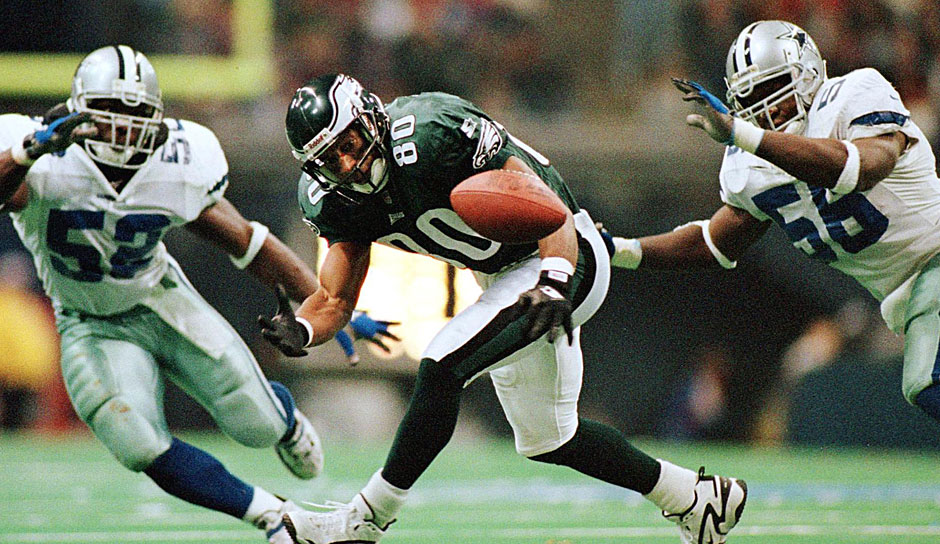 19.: Irving Fryar (1984-2000): 12.785 Yards