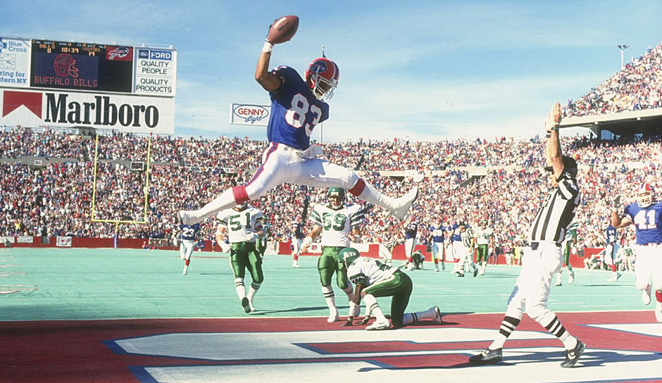 17.: Andre Reed (1985-2000): 13.198 Yards