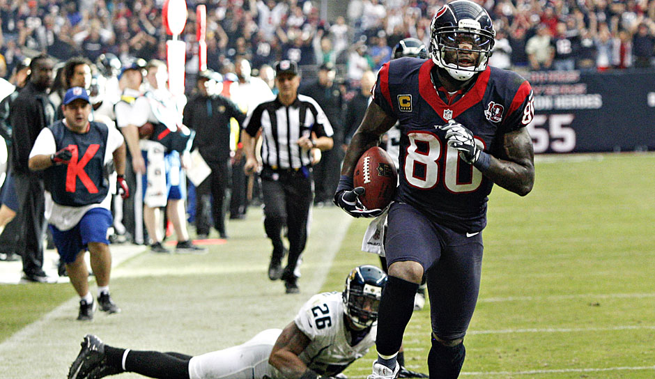 11.: Andre Johnson (2003-2016): 14.185 Yards