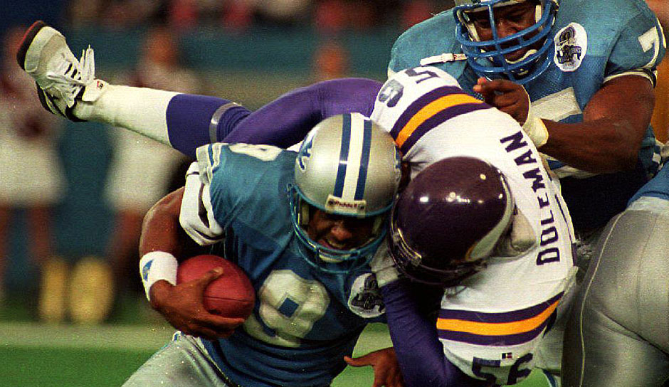 5.: Chris Doleman (1985 - 1999): 150,5 Sacks