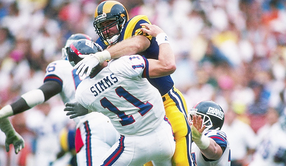 3.: Kevin Greene (1985 - 1999): 160 Sacks