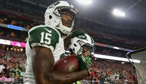 Wide Receiver, SITS: Brandon Marshall, New York Jets (vs. Ravens): Egal ob mit Fitzpatrick oder Geno Smith, New Yorks Offense hat massive Probleme. Schlechte O-Line, kein Run Game, kein Decker und Defenses können sich auf Marshall fokussieren