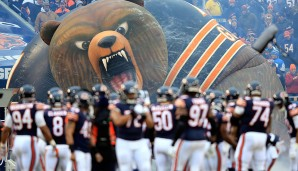8.: Chicago Bears: 2,7 Milliarden Dollar