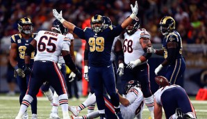 1.: Aaron Donald, Los Angeles Rams - 99 Overall