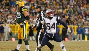 OUTSIDE LINEBACKER: 5.: Dont'a Hightower, New England Patriots - 90 Overall
