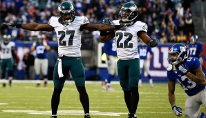 FREE SAFETYS: 3.: Malcolm Jenkins, Philadelphia Eagles - 93 Overall