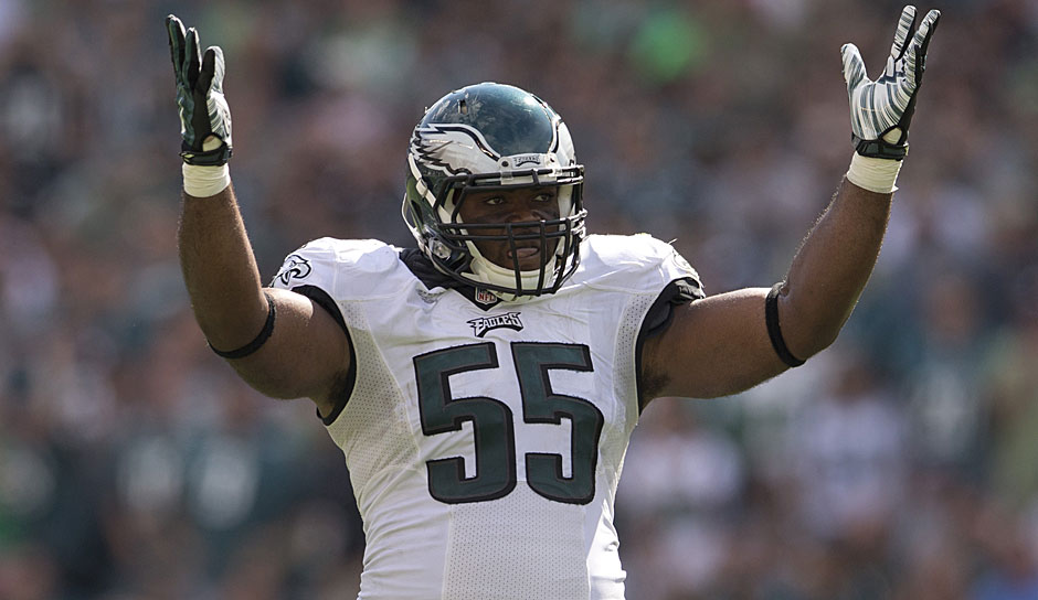 3.: Brandon Graham, Philadelphia Eagles - 92 Overall