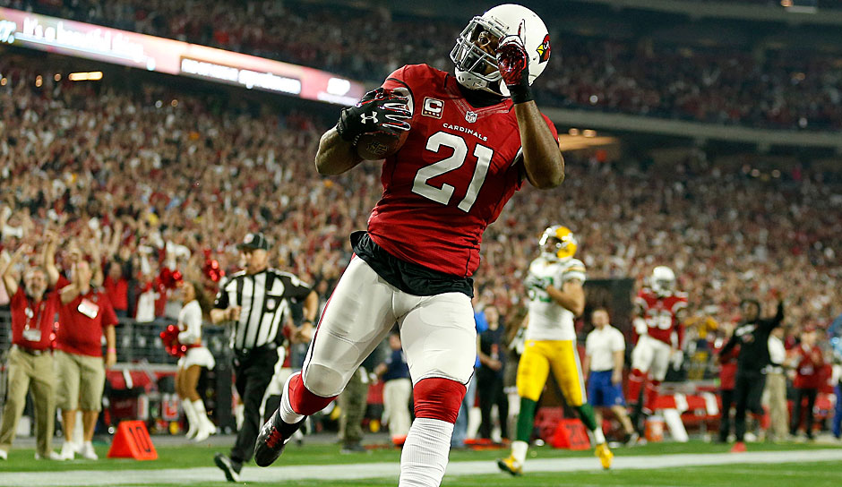 4.: Patrick Peterson, Arizona Cardinals - 91 Overall