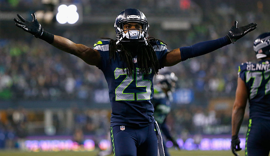 3.: Richard Sherman, Seattle Seahawks - 92 Overall