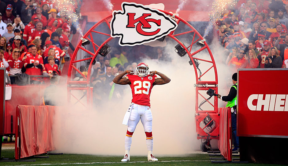 3.: Eric Berry, Kansas City Chiefs - 93 Overall
