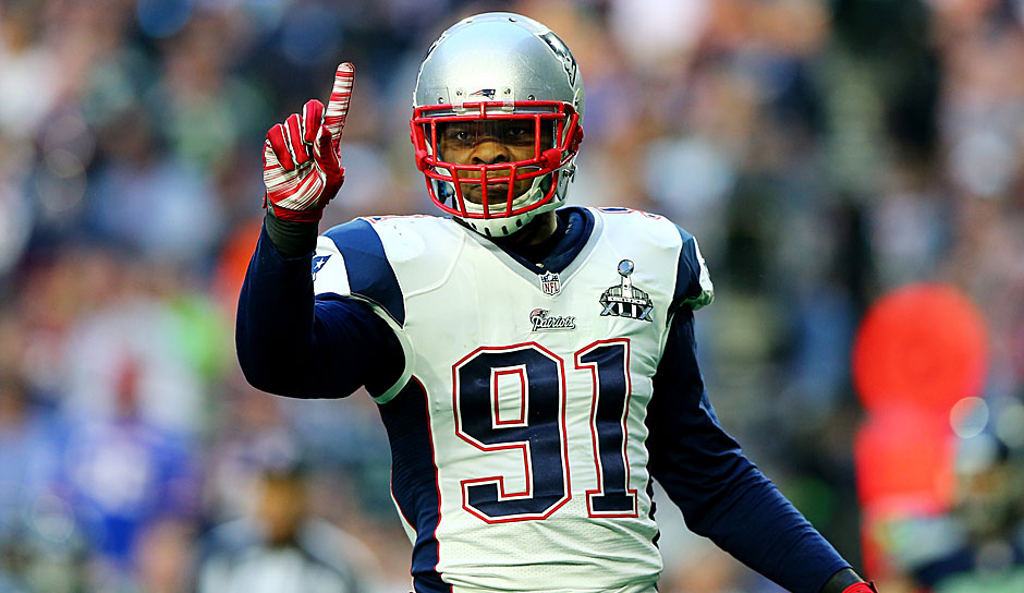 INSIDE LINEBACKER: 4.: Jamie Collins, New England Patriots - 88 Overall