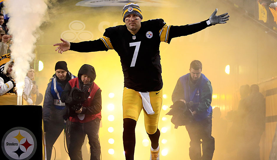 4.: Ben Roethlisberger, Pittsburgh Steelers - 93 Overall