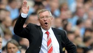 Sein Name: Ferguson. Alex Ferguson. Sein Beruf: Titelsammler. Unersättlicher Titelsammler. Sein Herrschaftsgebiet ist seit 1986 Manchester United