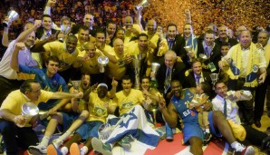 Ladies and Gentlemen, the Champions of Europe: Maccabi Tel Aviv