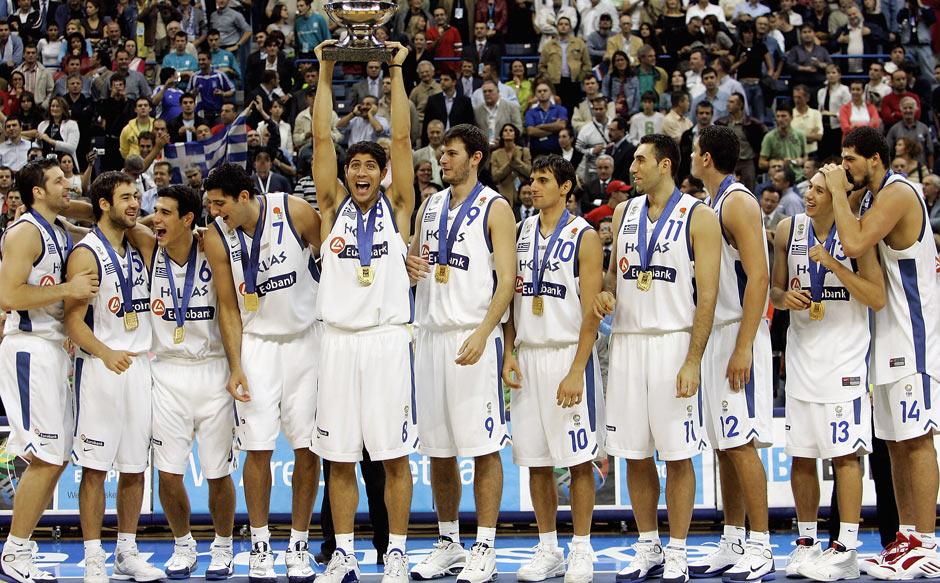 basketball griechenland tabelle