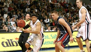 BBL-TOPSCORER DER SAISON 2007/2008: Timothy James Black (USA/digibu Baskets Paderborn), 21,3 Punkte